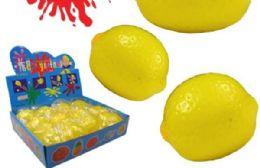 432 Units of Toy Splat Ball Lemon - Balls