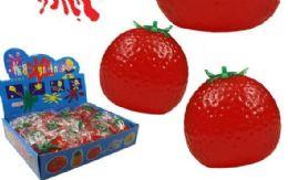 432 Units of Toy Splat Ball Strawberry - Balls