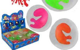 576 Units of Toy Splat Ball - Balls