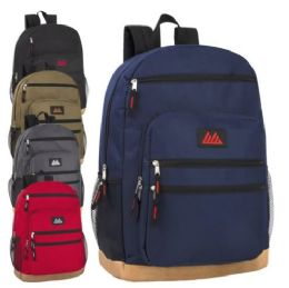 """24 Units of 18 Inch Backpack with Laptop Section - Backpacks 18"""" or Larger"""