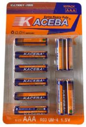 72 Units of AAA Battery - Batteries