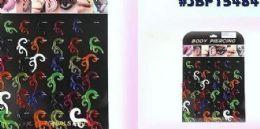 144 Units of Body Piercing Plastic - Body Jewelry