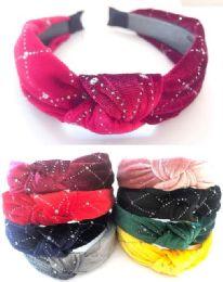 96 Units of Fashion Headband - Headbands