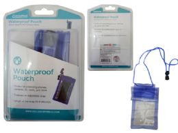 96 Units of Waterproof Pouch - Cell Phone Accessories