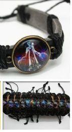 96 Units of Multi Line Zodiac Bracelet - Bracelets