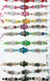 96 Units of Evil Eye Bracelet Hand Shape - Bracelets