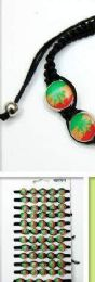 96 Units of Marijuana Bracelet - Bracelets