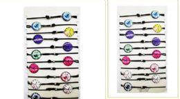 96 Units of Clock Pattern Bracelet - Bracelets