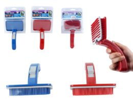 96 Units of Pet Cleaning Brush - Pet Grooming Supplies