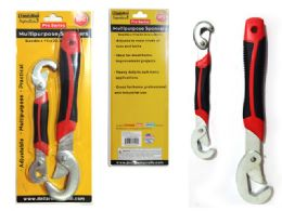 24 Units of 2pc Multi-Function Spanners - Tool Sets