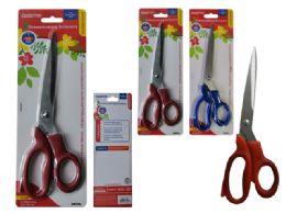 96 Units of Dressmaking Scissors Shears - Sewing Supplies