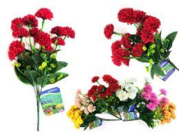 96 Units of Chrysanthemum Flower Bouquet - Artificial Flowers