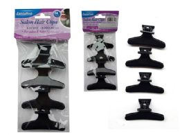 144 Units of Salon Hair Clips - Hair Accessories
