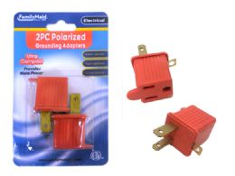24 Units of Adapter 2pc - Chargers & Adapters