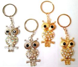 96 Units of Owl Key Chain - Key Chains