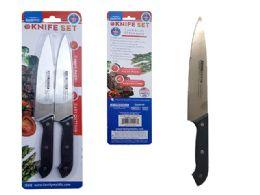 96 Units of 2pc Kitchen Knives - Kitchen Knives