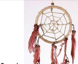 24 Units of Assorted Dream Catchers With Beads - Home Decor