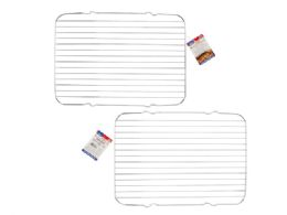 48 Units of Wire Cake Cooler Rect - Party Novelties