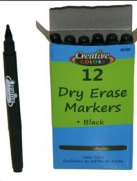 288 Units of Dry Erase Markers - Dry Erase