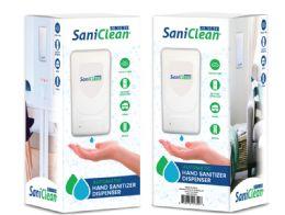 4 Units of Wall Mounted Hand Sanitizer Dispenser - Hand Sanitizer