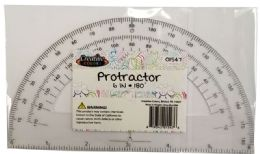 48 Units of Protractor - Rulers