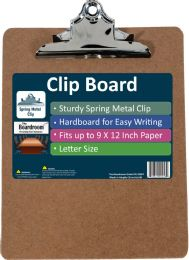 24 Units of Clipboard - Office Supplies