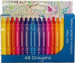 48 Units of Crayons - Crayon
