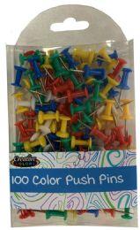 48 Units of Push Pins - Push Pins and Tacks