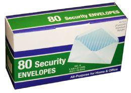 24 Units of Envelopes-Security - Envelopes