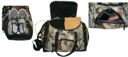 "12 Units of 22"" Brushmaster Camo Duffle Bag - Duffel Bags"