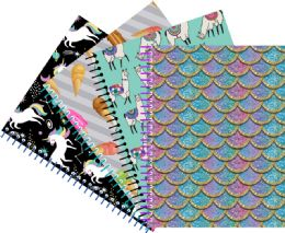 48 Units of 1 Subject Notebook 60 Sheets - Notebooks