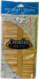 48 Units of Craft Sticks - Arts & Crafts