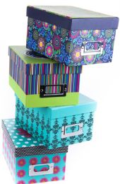 12 Units of Document Box - Office Supplies