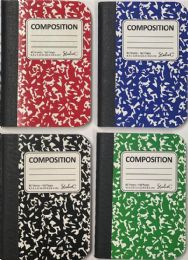 48 Units of Mini Composition Book - Notebooks