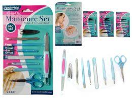 144 Units of Manicure Set - Manicure and Pedicure Items