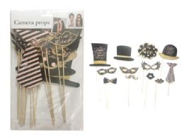 288 Units of Camera Props. 12 Pc New Years - Party Novelties
