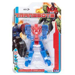 36 Units of Transbot - Action Figures & Robots