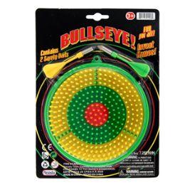 36 Units of Mini Bullseye Dartboard - 3 Piece Set - Darts & Archery Sets