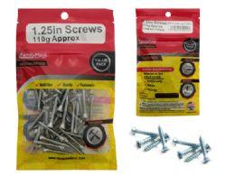 96 Units of Multipurpose Screws - Drills and Bits