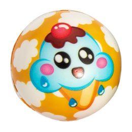 120 Units of Snack Stress Ball - Balls