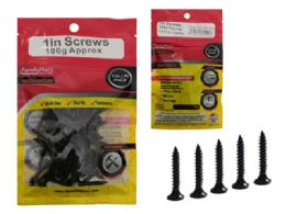 96 Units of Drywall Screws - Drills and Bits