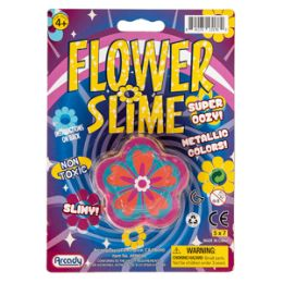 48 Units of Flower Slime - Slime & Squishees