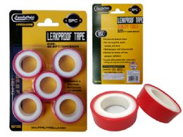 144 Units of Leakproof Tape - Tape