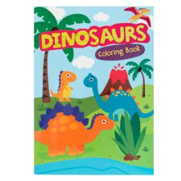 48 Units of Dinosaurs Coloring Book - Coloring & Activity Books