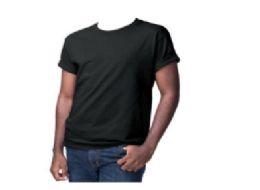 36 Units of DUMUK RING-SPUN COMBED COTTON 5 OZ T-SHIRT - Mens T-Shirts
