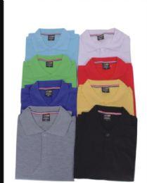 48 Units of Mens Polo Shirt - Mens Polo Shirts