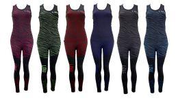 36 Units of Zebra Pants Set With Love Print - Womens Pants