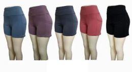 60 Units of Gym Shorts - Womens Shorts
