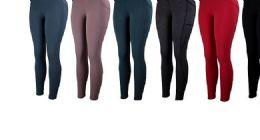 48 Units of Womens Gym Legging - Womens Leggings