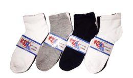 150 Units of Men's Basic Color Socks - Mens Dress Sock
